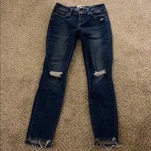 Paige denim cute ankle jeans